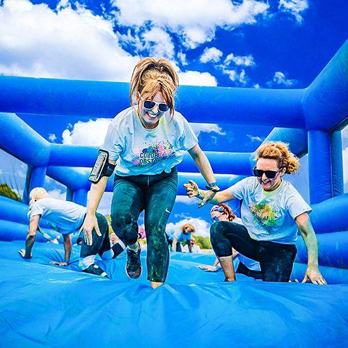 Color Obstacle Rush UK
